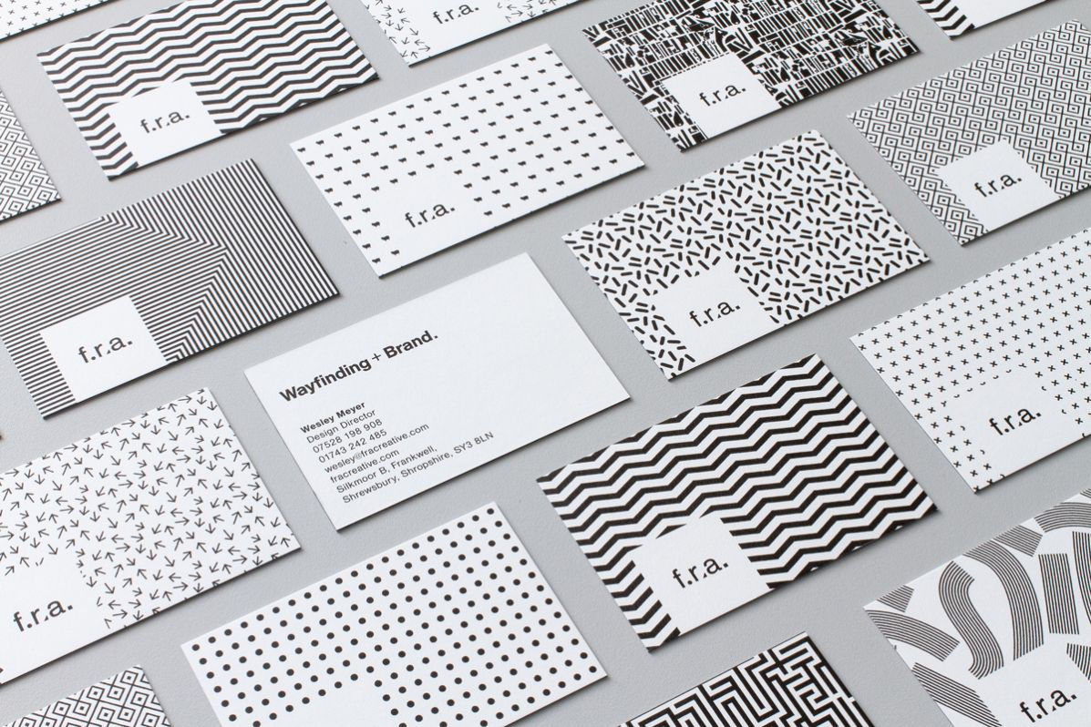FRA Creative Business Cards