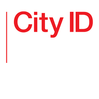 City ID in red text on a white background