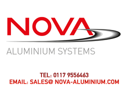 Nova-Aluminium Systems Ltd logo (red and grey on a white background)