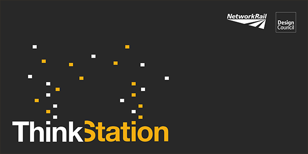 ThinkStation logo (partnership between the Design Council and Network Rail)