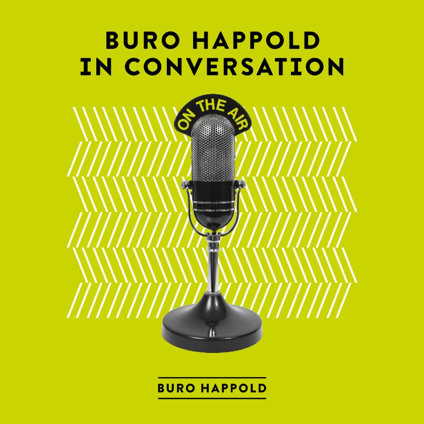 Image to promote the BuroHappold in conversation podcast series 1