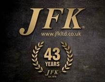 JFK Signs Logo (43 years in business)