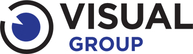 Logo for Visual Group